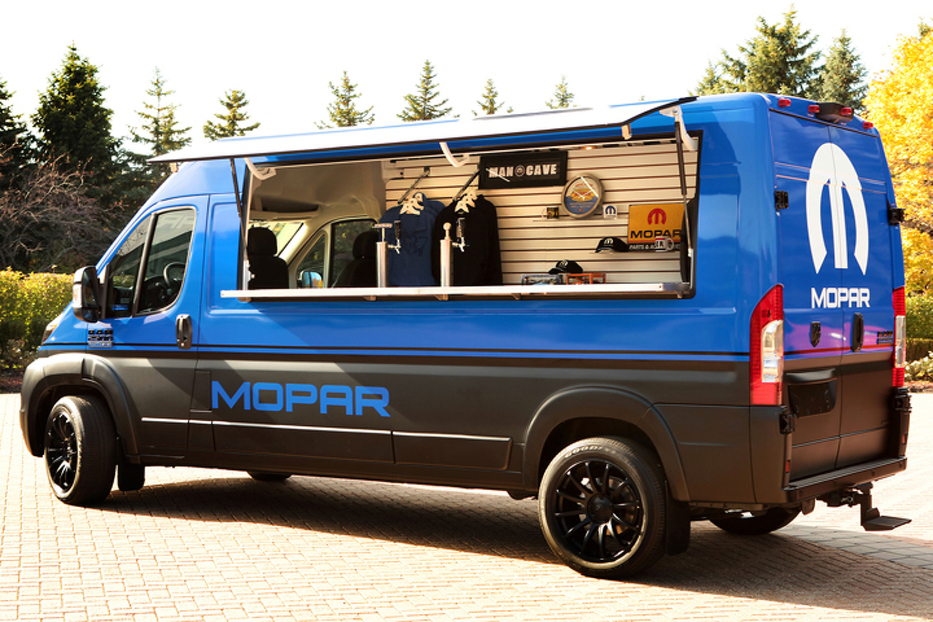 Mopar Delivers a Few Offbeat Offerings for SEMA
