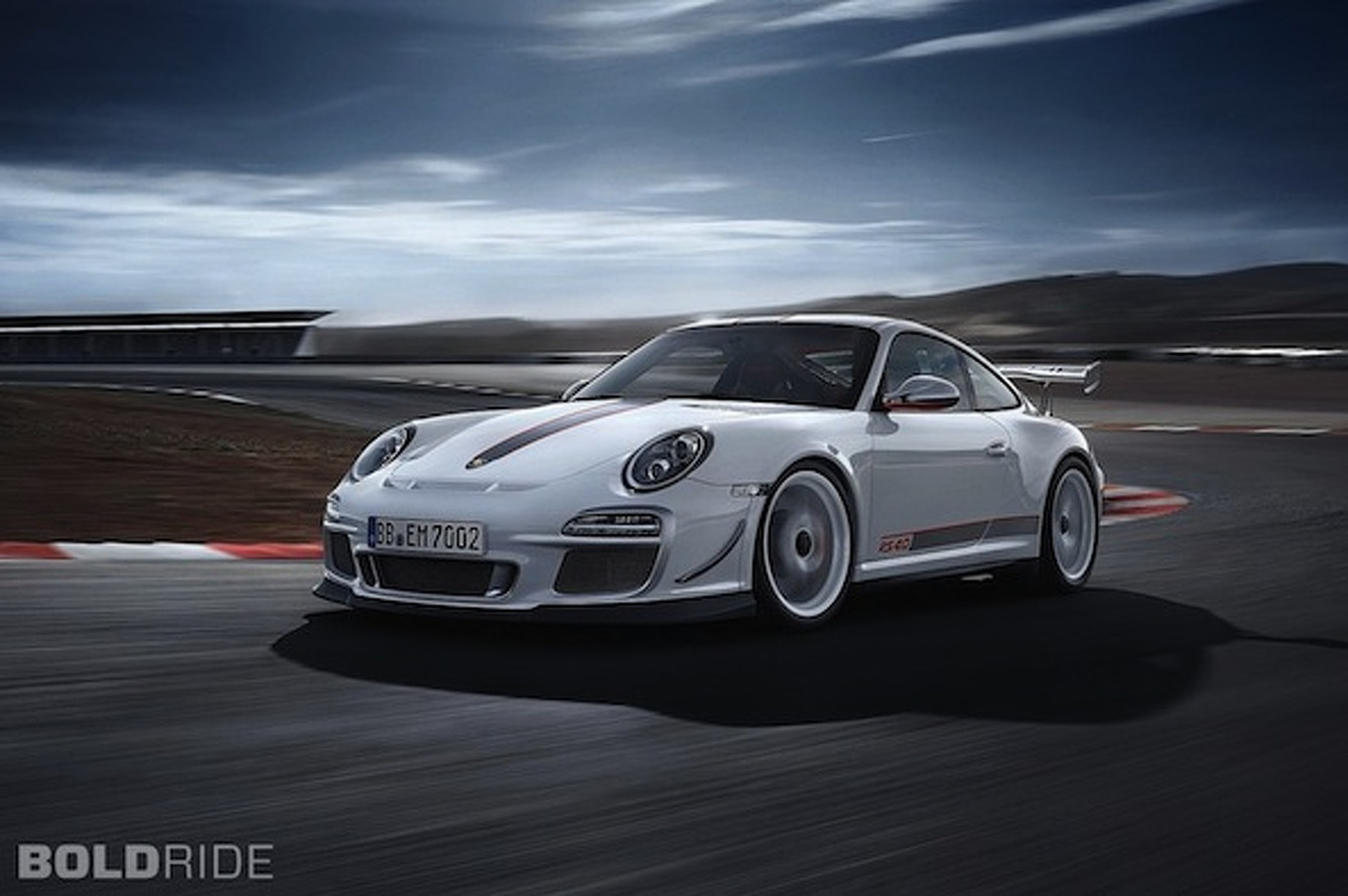 Wheels Wallpaper: 2011 Porsche 911 GT3 RS 4.0