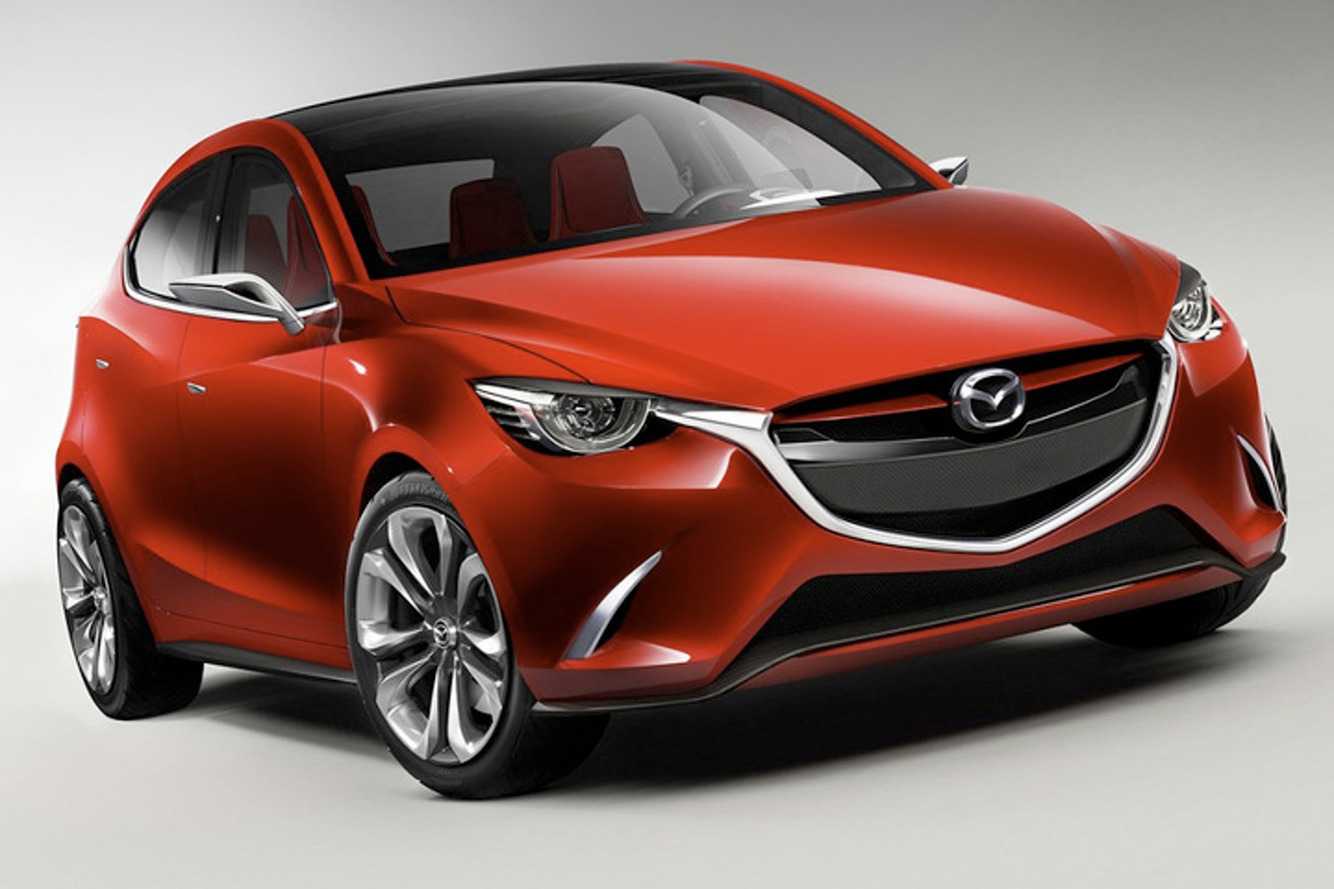 Rotary Fans Rejoice: The 2015 Mazda2 Gets Wankel Power...Sort of
