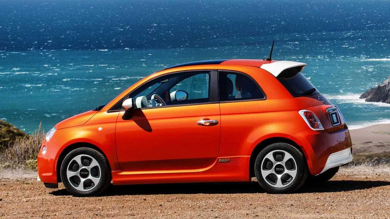 Fiat 500e - $33,460