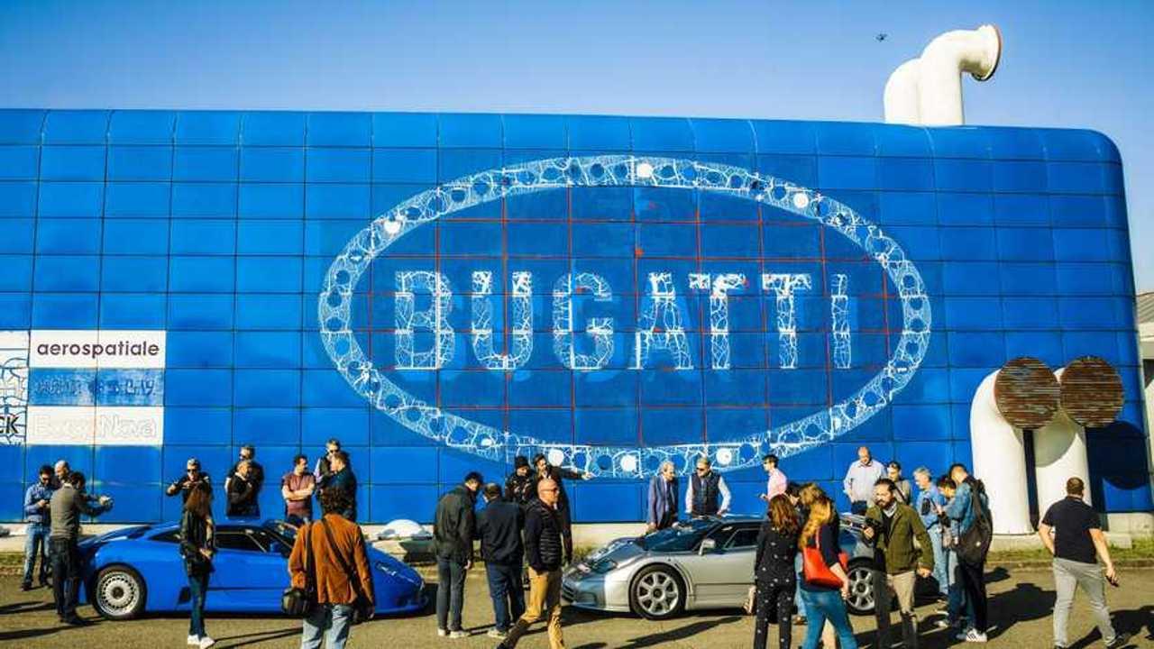 Bugatti & Lotus Meeting 2019