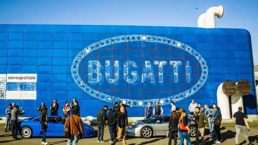 Bugatti, una
