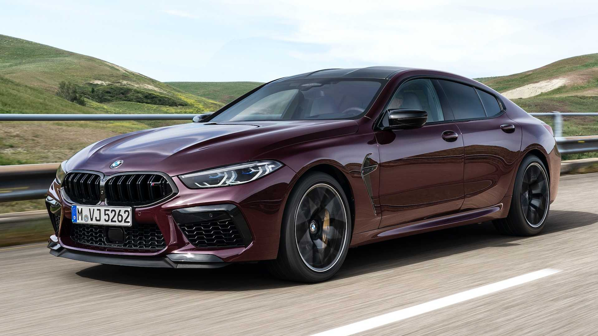 BMW M8 Gran Coupé Competition chega como o mais caro da marca: R$ 1.136.950 – Motor1 Brasil