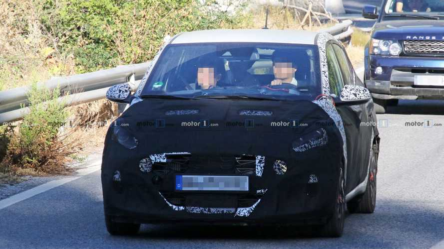 2020 Hyundai i10 N Line spy photos
