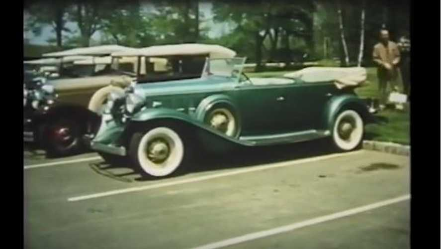 Watch The CCCA Cape May Tour From 1957