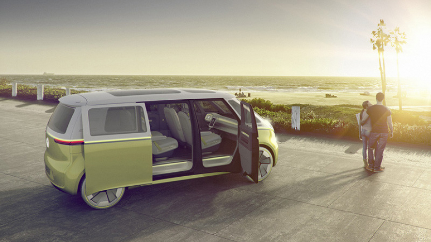 Volkswagen ID. BUZZ, ormai è fatta per il bulli elettrico