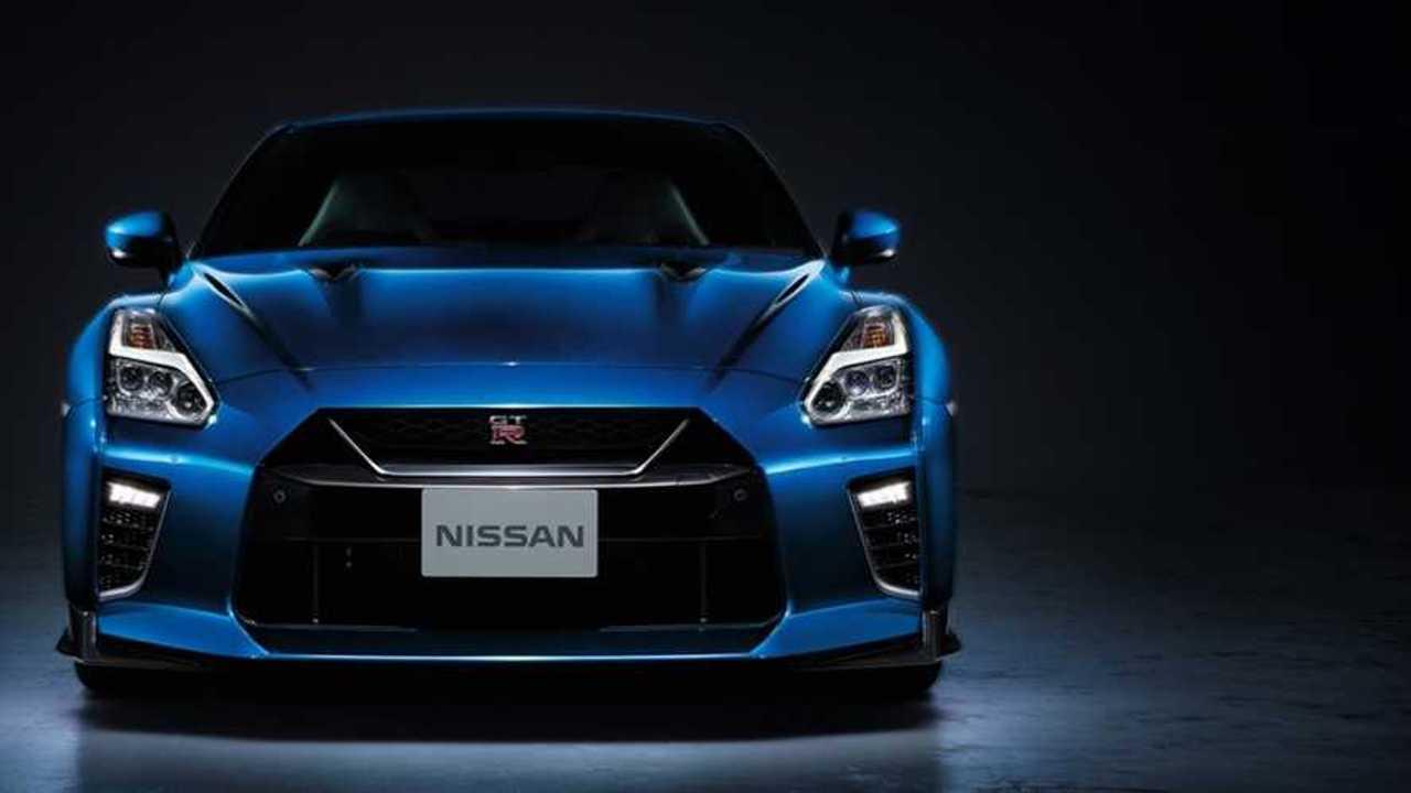 Nissan GT-R 2021 híbrido ligero
