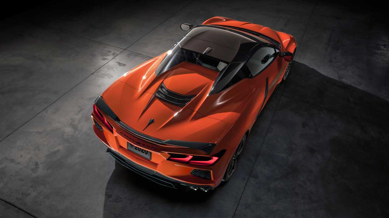2020 Corvette Convertible Is Only About 80 Pounds Heavier ...