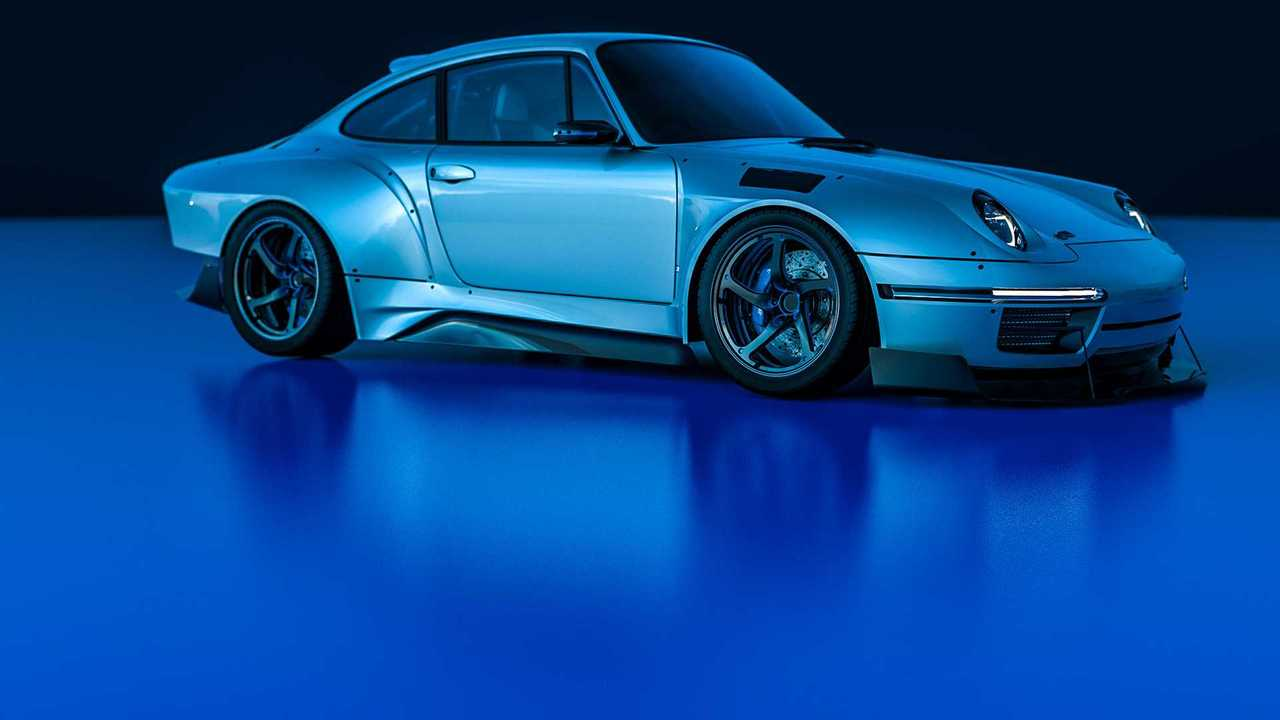 Porsche 993 reimagined
