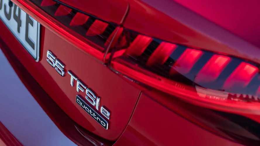 Audi A7 Sportback 55 TFSI e (offizielle Bilder)