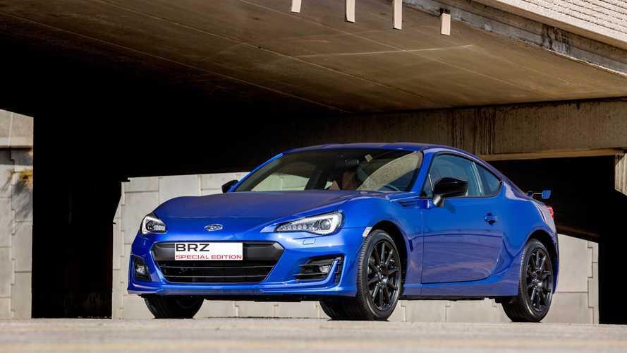 El Subaru BRZ deja de producirse... a la espera de la nueva generación