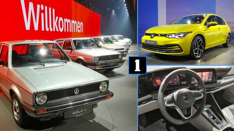 VW Golf 8 (2019): Die Neuauflage in der Sitzprobe