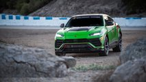 Lamborghini Urus ST-X 2020