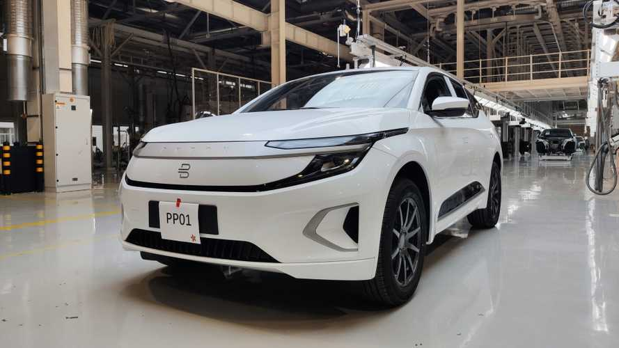 Byton Starts Pre-Production Of M-Byte Electric SUV