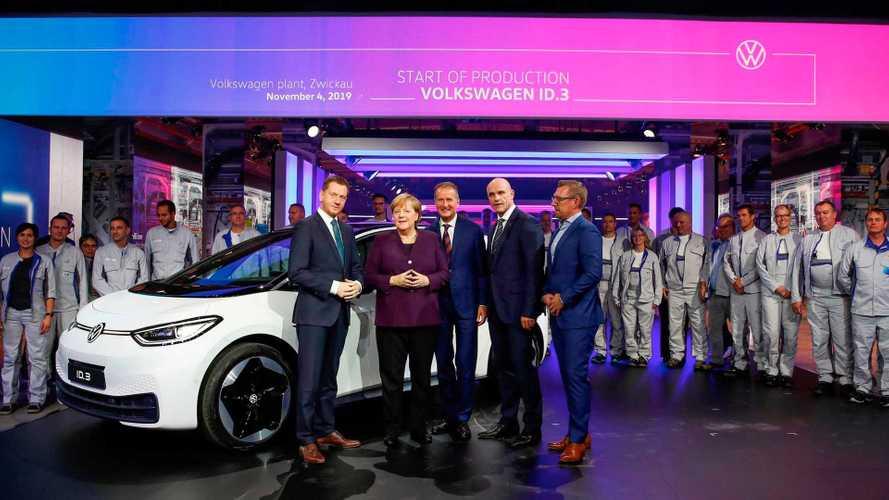 Volkswagen ID.3, produzione al via: a primavera saranno 800 al giorno