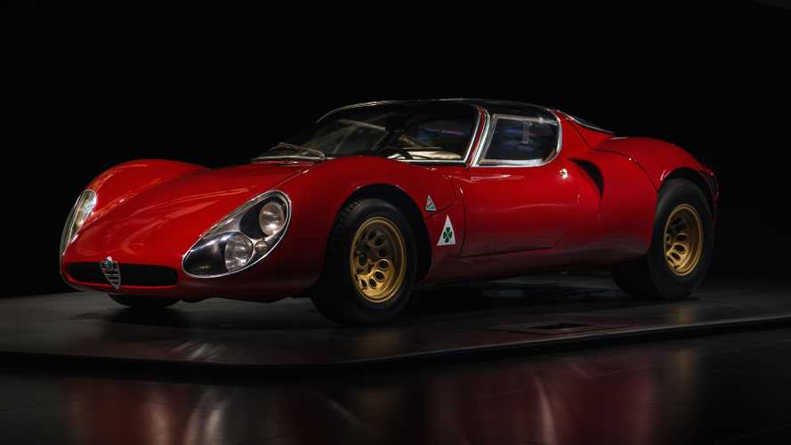 Alfa Romeo 33 Stradale: Supercar Revisited
