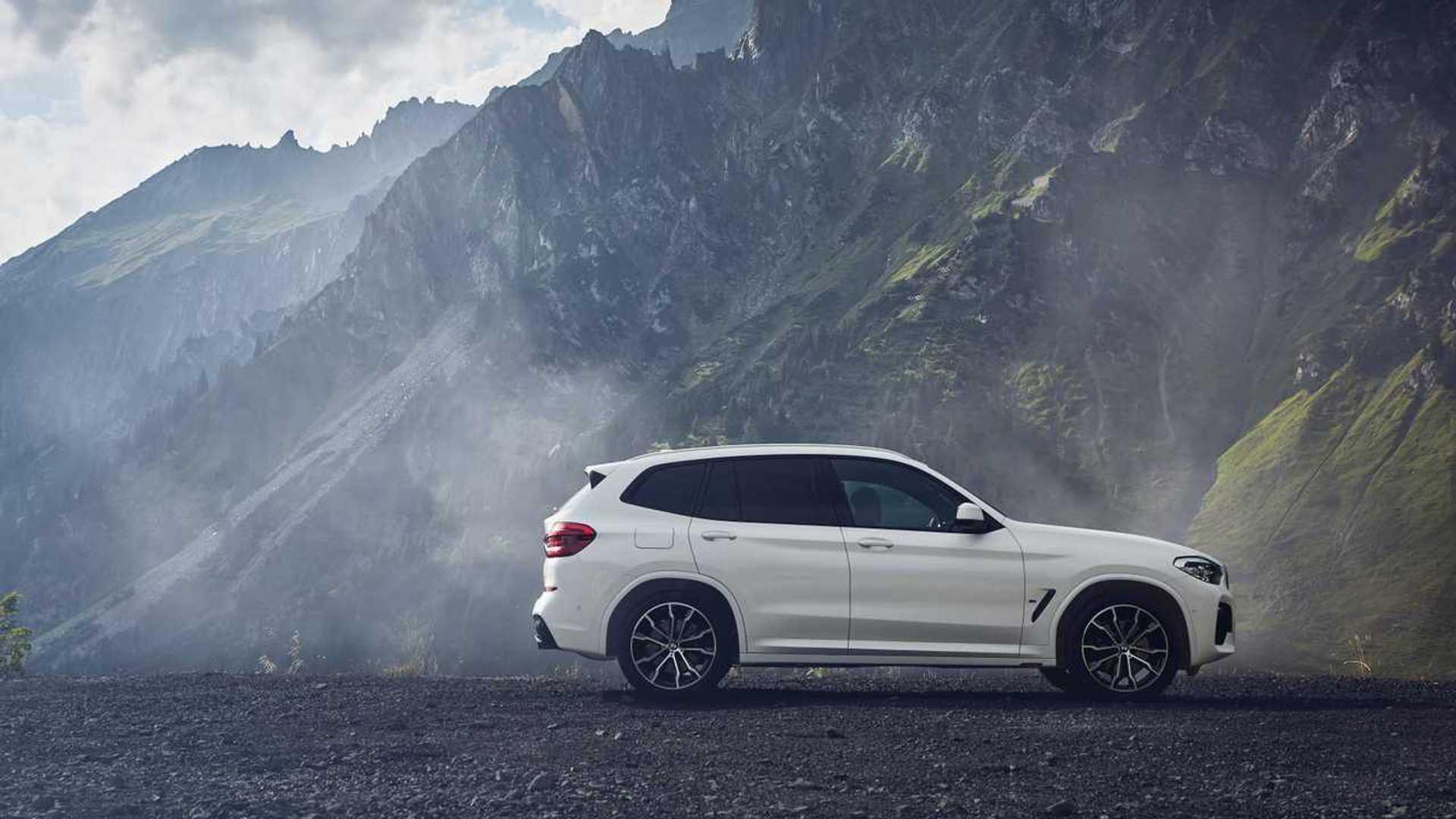 2020 BMW X3 Hybrid Release