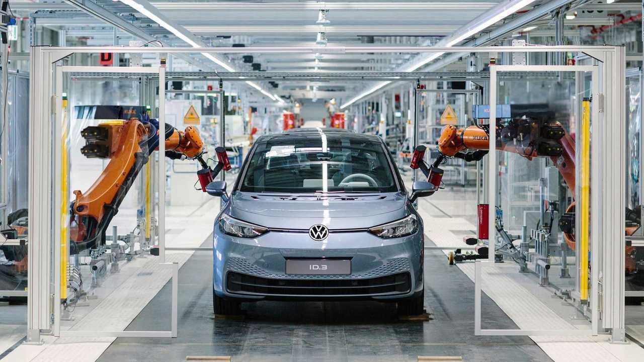 Volkswagen ID.3: Início da produção