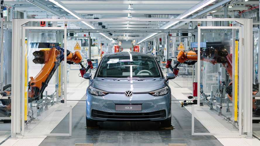 Volkswagen ID.3 (hatch elétrico) começa a ser produzido na Alemanha