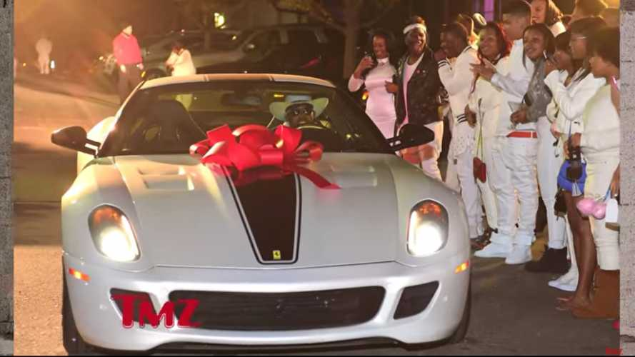Lil Wayne and ex-wife gift daughter Ferrari 599 GTO and BMW X4 for 16th birthday [video]