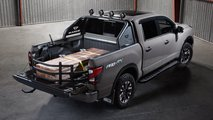 Nissan Titan with Genuine Nissan Accessories