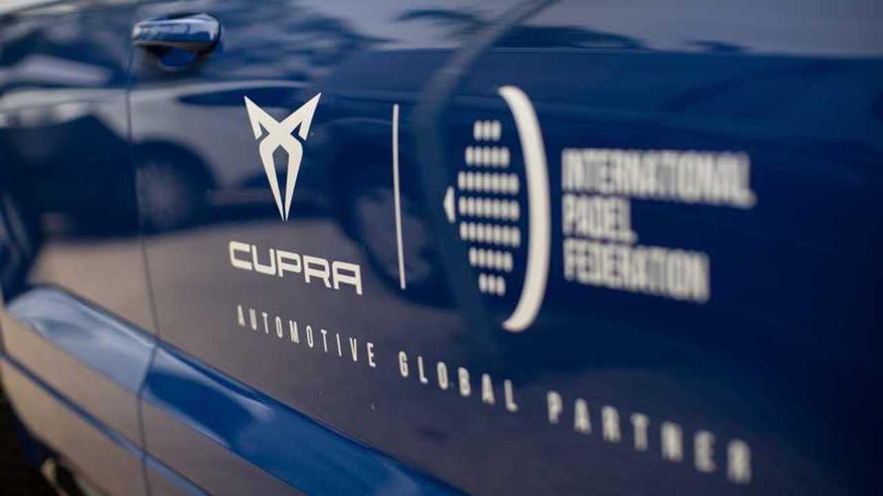 Cupra agli European Padel Championship di Roma