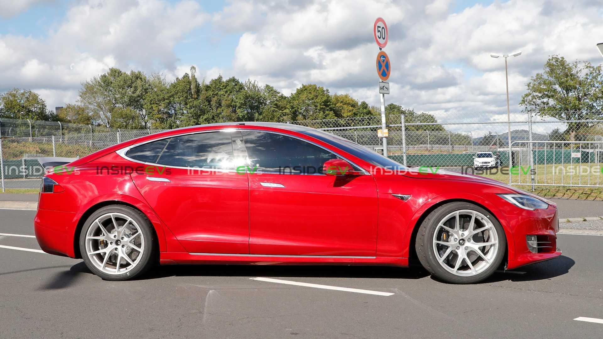 Tesla Model S MOD / Plaid 42