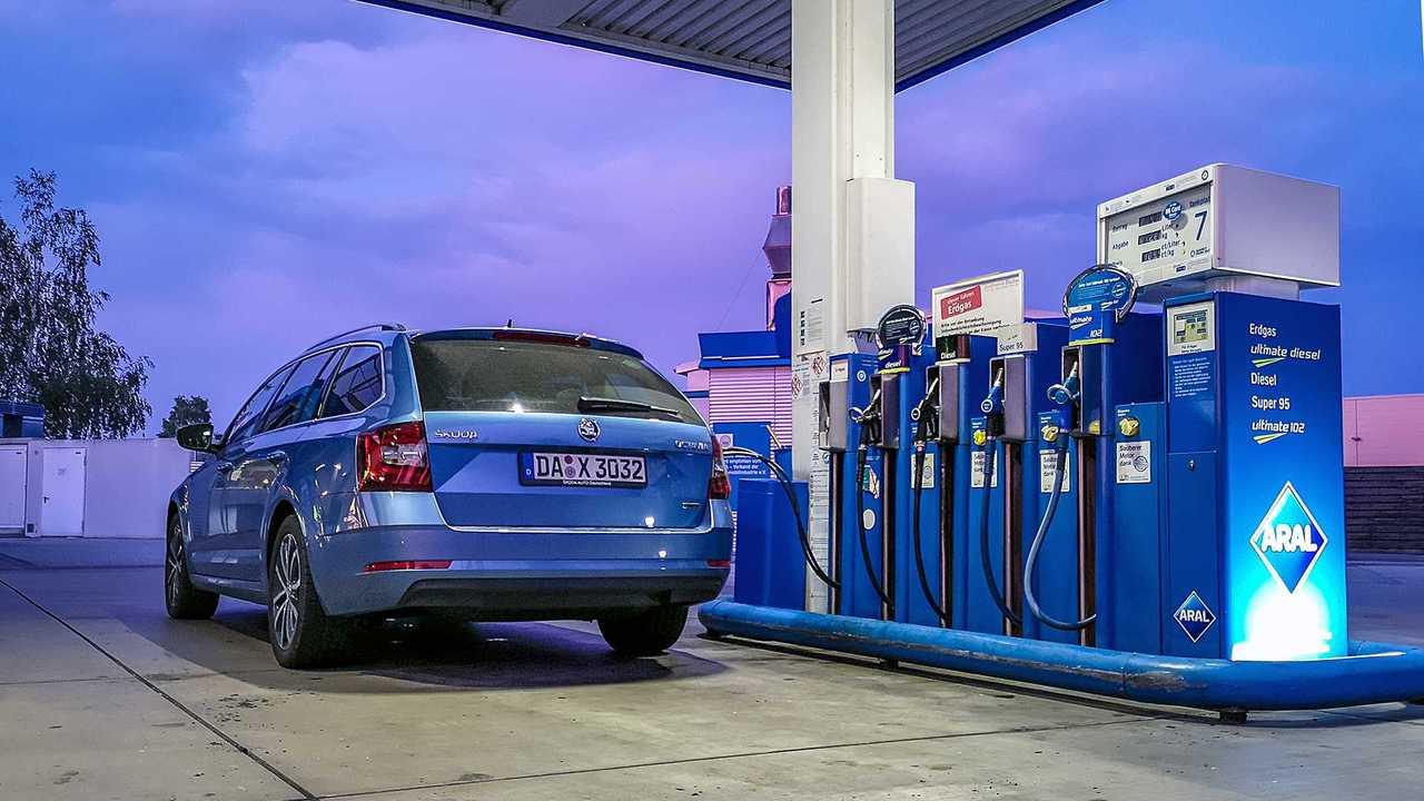 Skoda Octavia Combi mit CNG-Antrieb (2019) im Dauertest - Teil 3