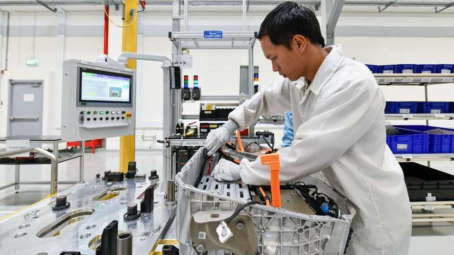 BMW Launches Battery Module/Pack Production In Thailand