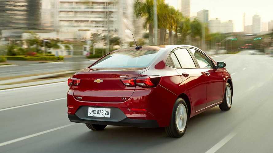 Chevrolet Onix estreia no México com motor mais potente que no Brasil