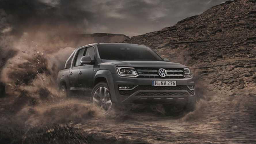 Volkswagen Amarok, omaggio alla potenza