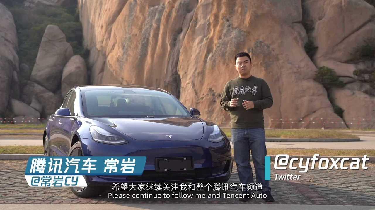 Questo giornalista afferma che la cinese Tesla Mode 3 è molto meglio di quella americana