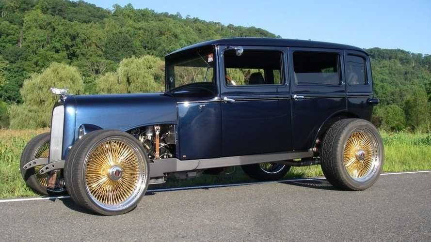 1929 Essex Super Six To Be Auctioned Off At Saratoga