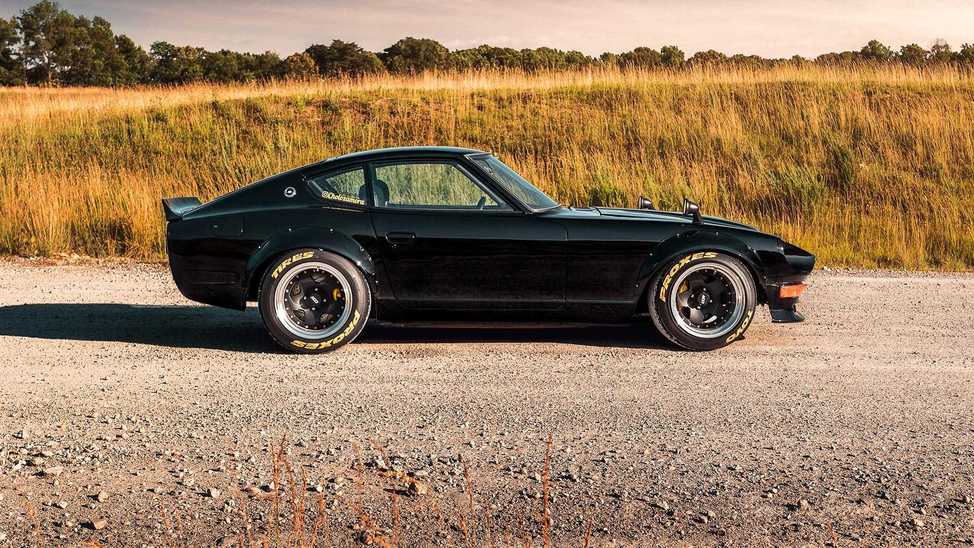 Datsun 240Z With Supra Engine Is Aftermarket Perfection