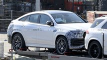 Mercedes-AMG GLE 53 Coupe last spy photos