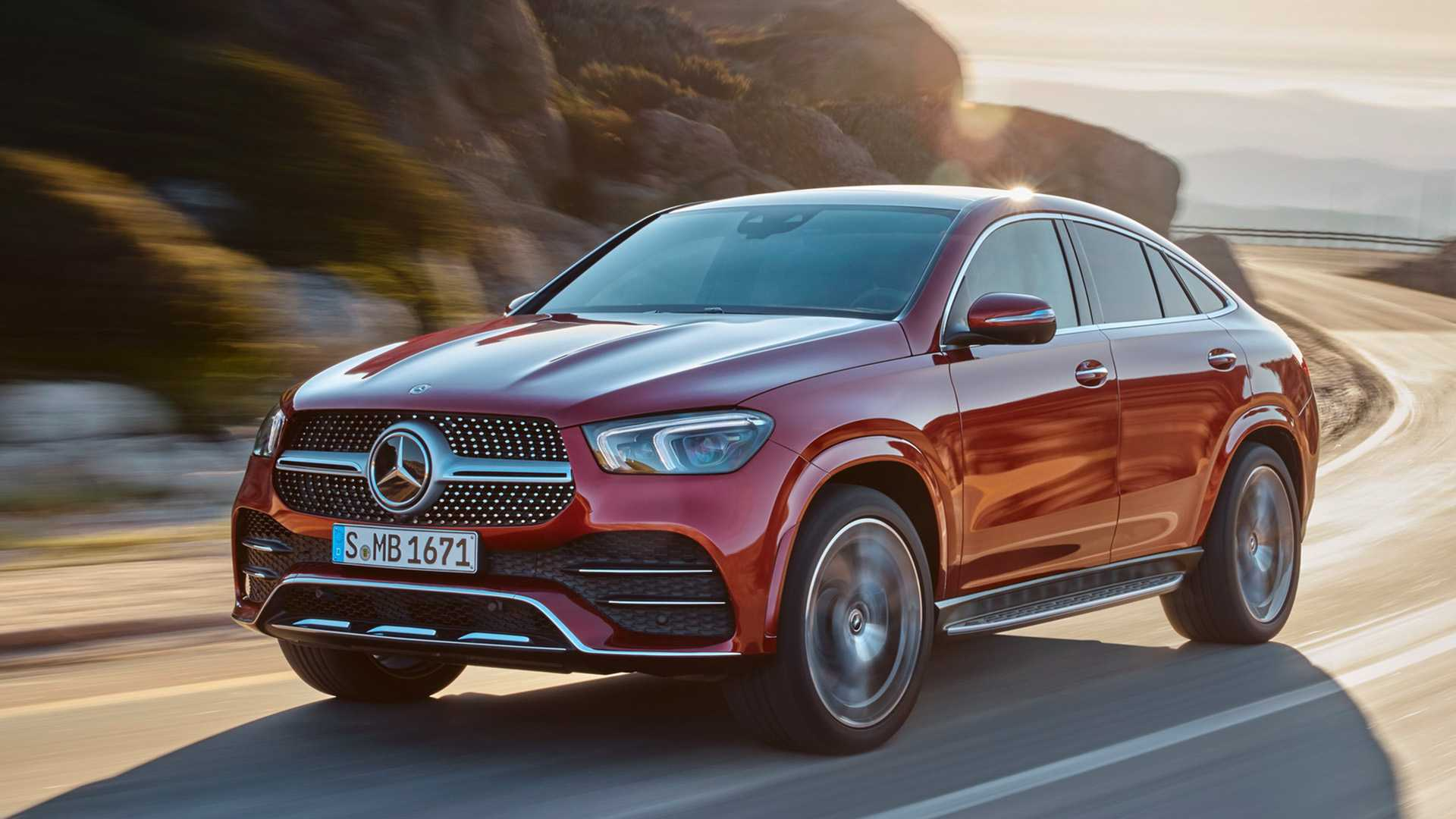 2021 Mercedes GLE Coupe, AMG GLE 53 Debut Updated Design ...