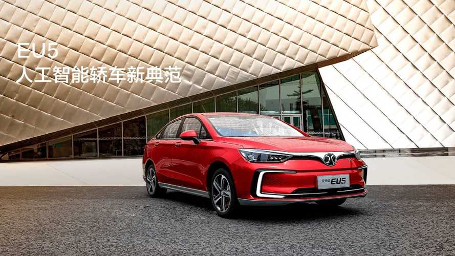 New Energy Vehicle Sales In China Up 32% In First 8 Months Of 2019