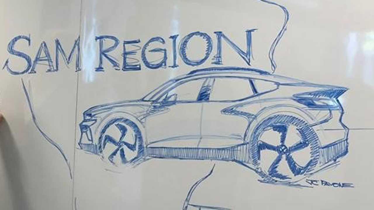 Volkswagen T-Sport - Sketch