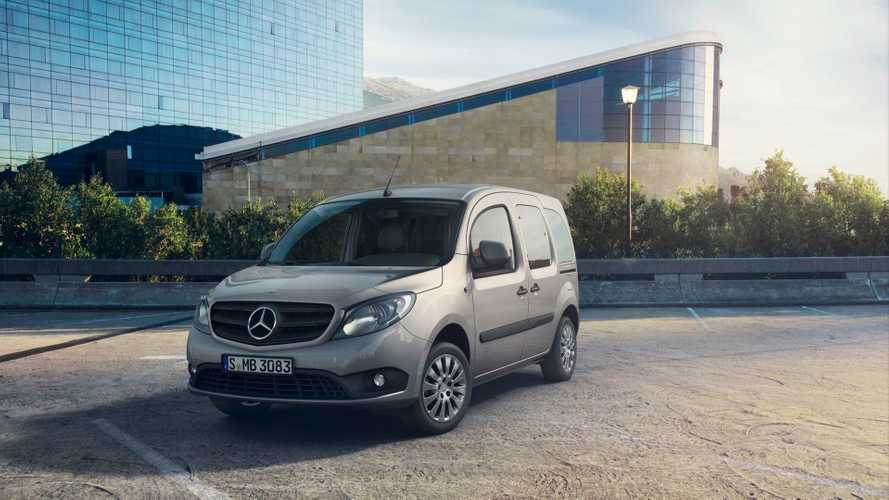 Successor of the Mercedes-Benz Citan to get electric version