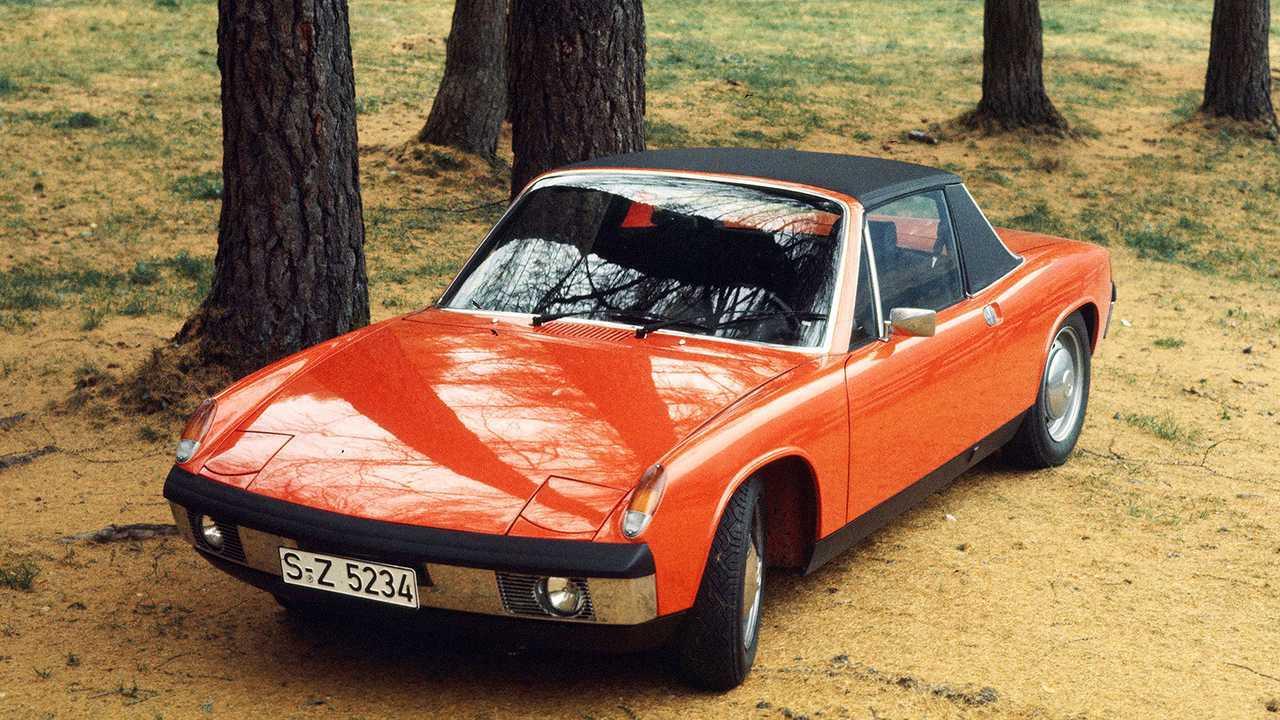 IAA 1969 Rückblick: VW-Porsche 914