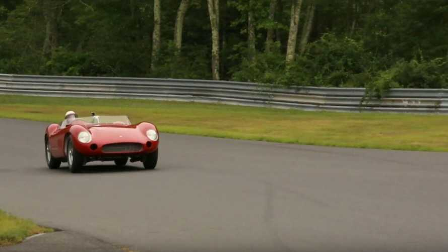 Video: Celebrating The 1957 Maserati 300S Through Meticulous Restoration