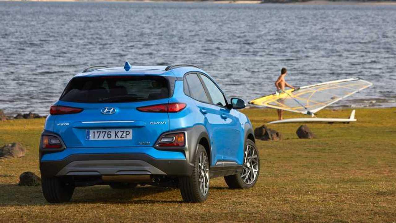 Primera prueba Hyundai KONA 2020