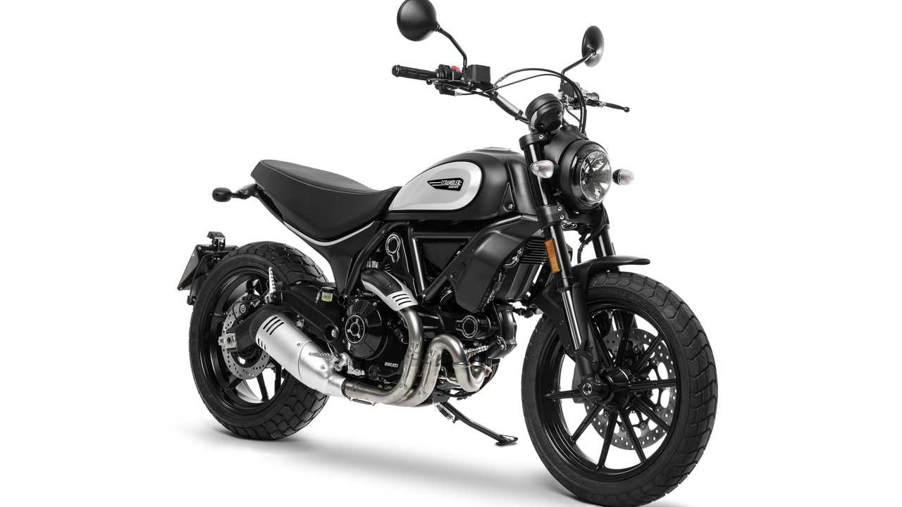 Ducati Scrambler Dark