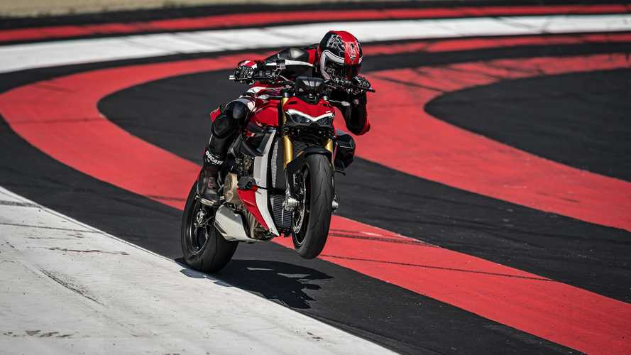 Ducati's Ready 4 Red Event On The Road Across The U.S.