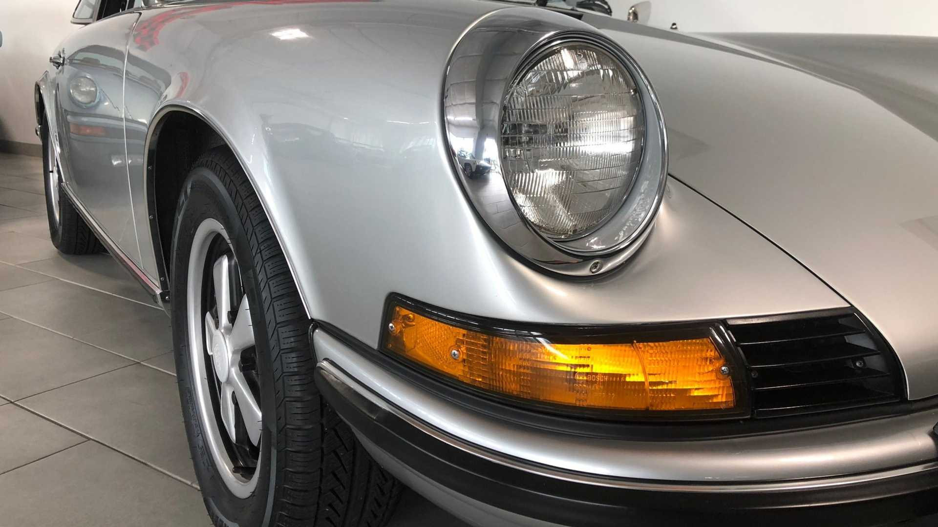 "[""Snag This One-Owner All-Original 1973 Porsche 911T With 19K Miles""]"
