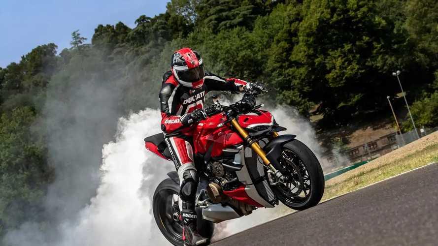 Ducati Streetfighter V4 pode chegar ao Brasil em outubro