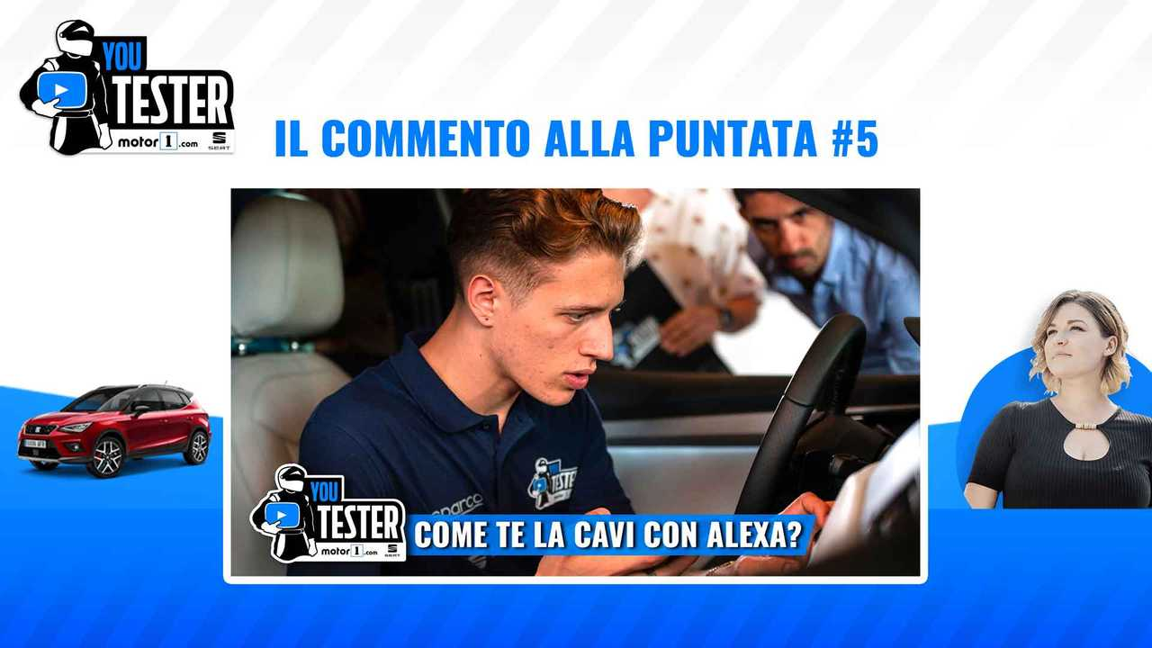 YouTester 2019, Commento puntata 5