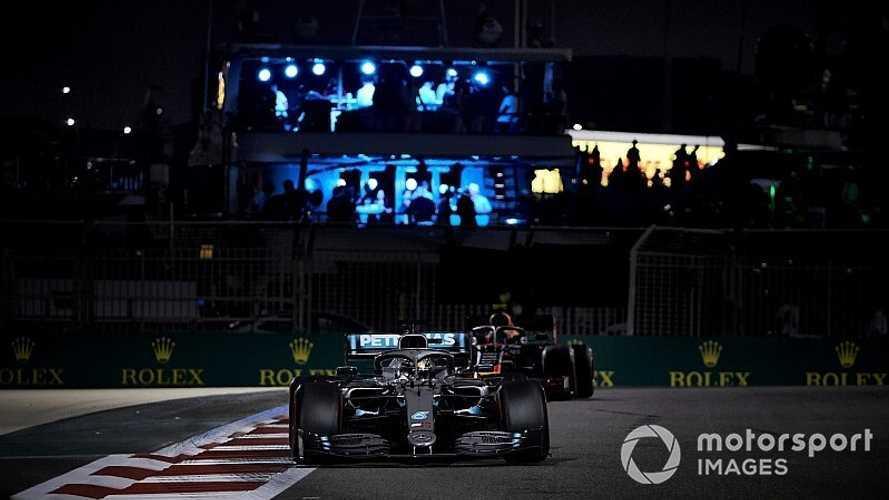 2019 Abu Dhabi GP: Sezonun son pole pozisyonu Hamilton'ın!