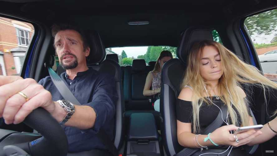 See Richard Hammond's daughters endure a Ranger Raptor midlife crisis