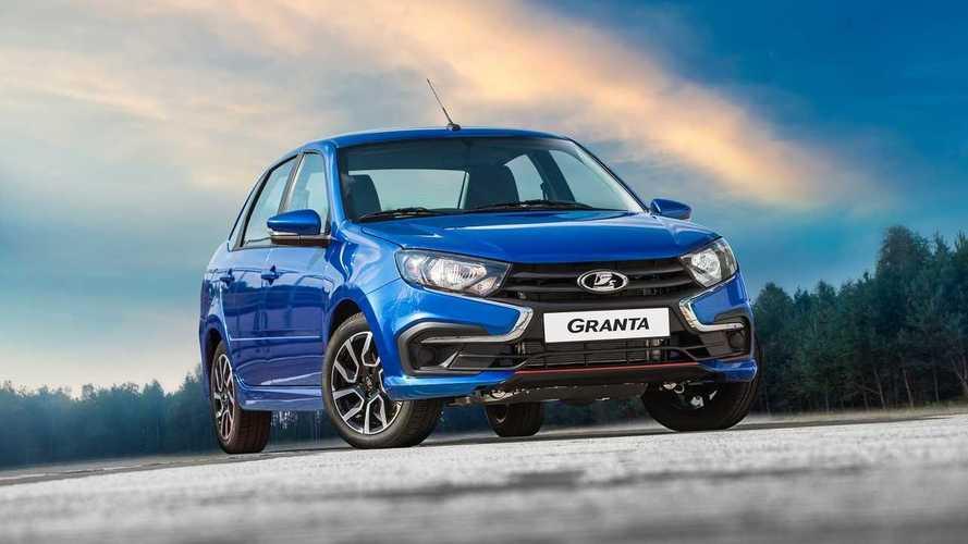АвтоВАЗ раздумал обновлять Lada Granta Sport